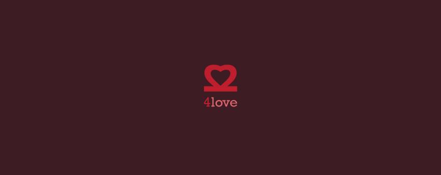 4love - Logos - Creattica