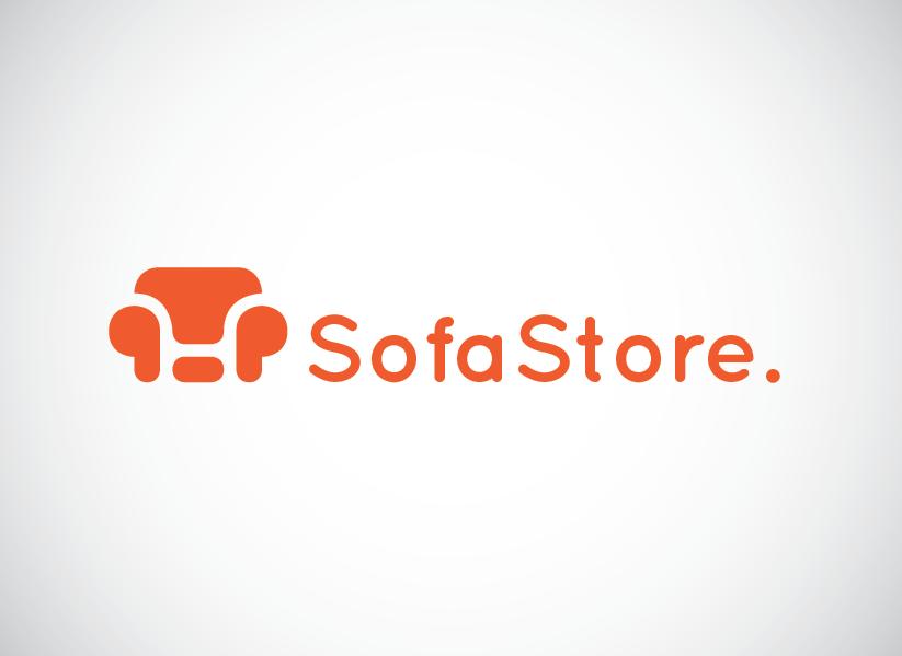 Sofa Store - Logos - Creattica