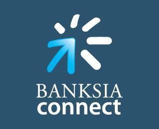 Banksia Connect - Logos - Creattica