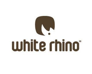 White Rhino Productions. Corporate Identity - Logos - Creattica