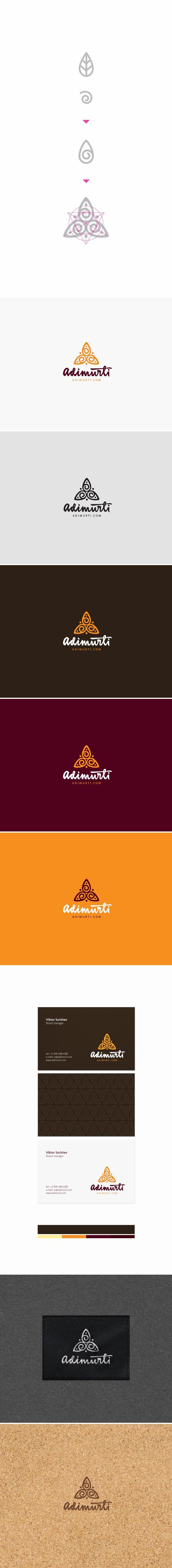 Adimurti - Logos - Creattica