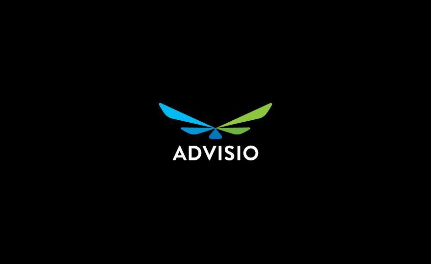 Advisio - Logos - Creattica