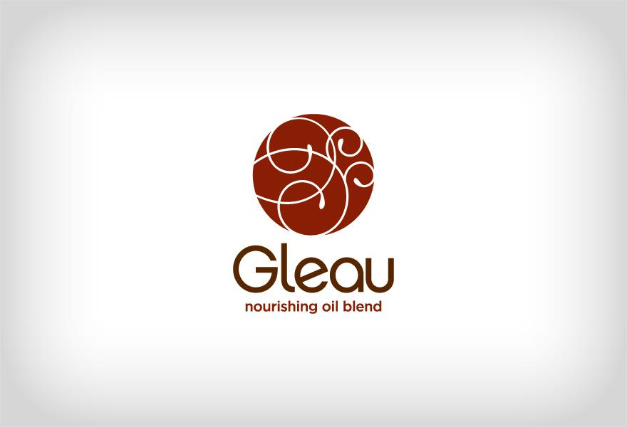 Gleau Haircare - Logos - Creattica