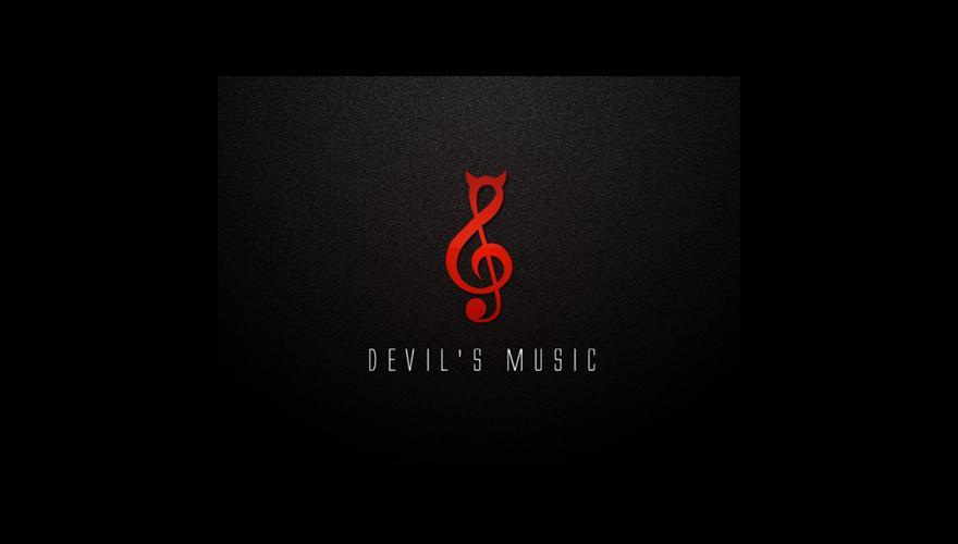 Devils's Music - Logos - Creattica
