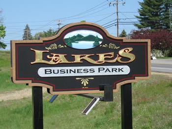 City of Laconia, NH - Lakes Business Park
