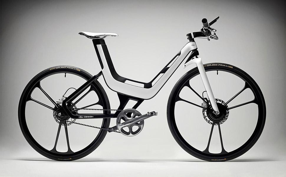 Ford E-Bike Concept | Uncrate