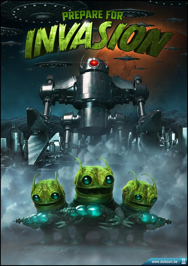 Invasion - Dobson.be