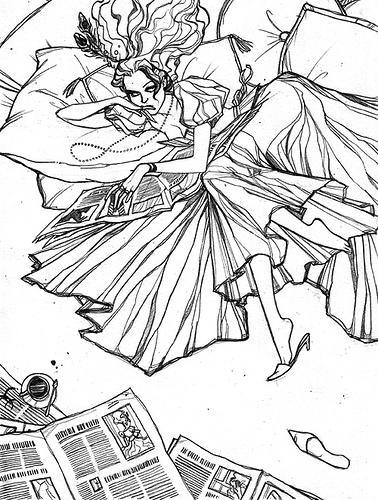 ANNIE WU: Portfolio: Illustration.
