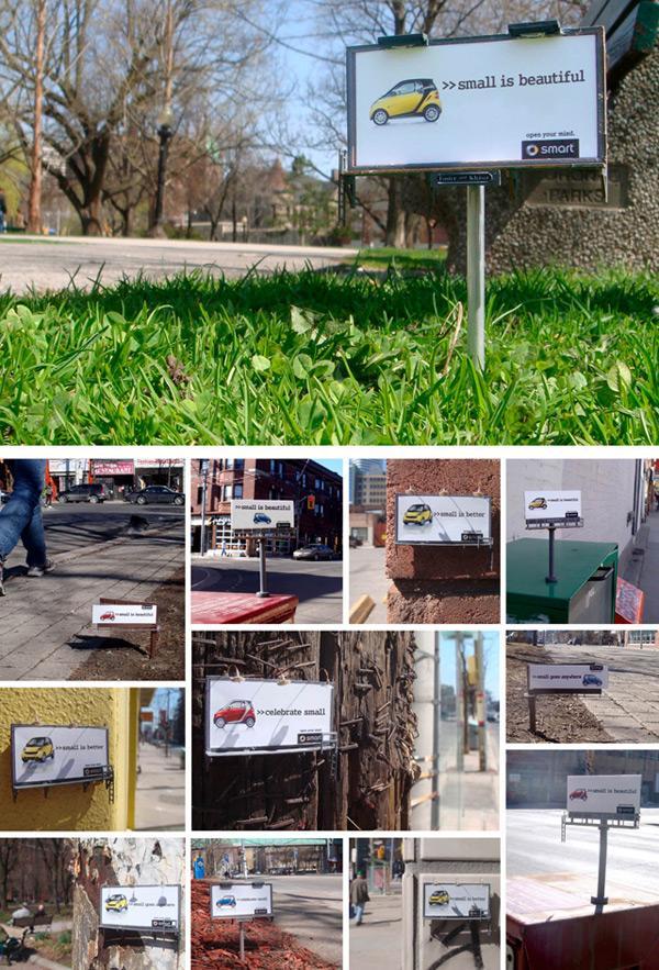 Smart | Little Billboards | bumbumbum