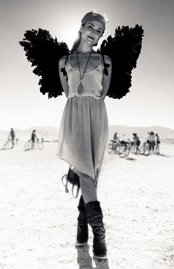 Angel (Burning Man) | Burningman Style & Creativity | Pinterest