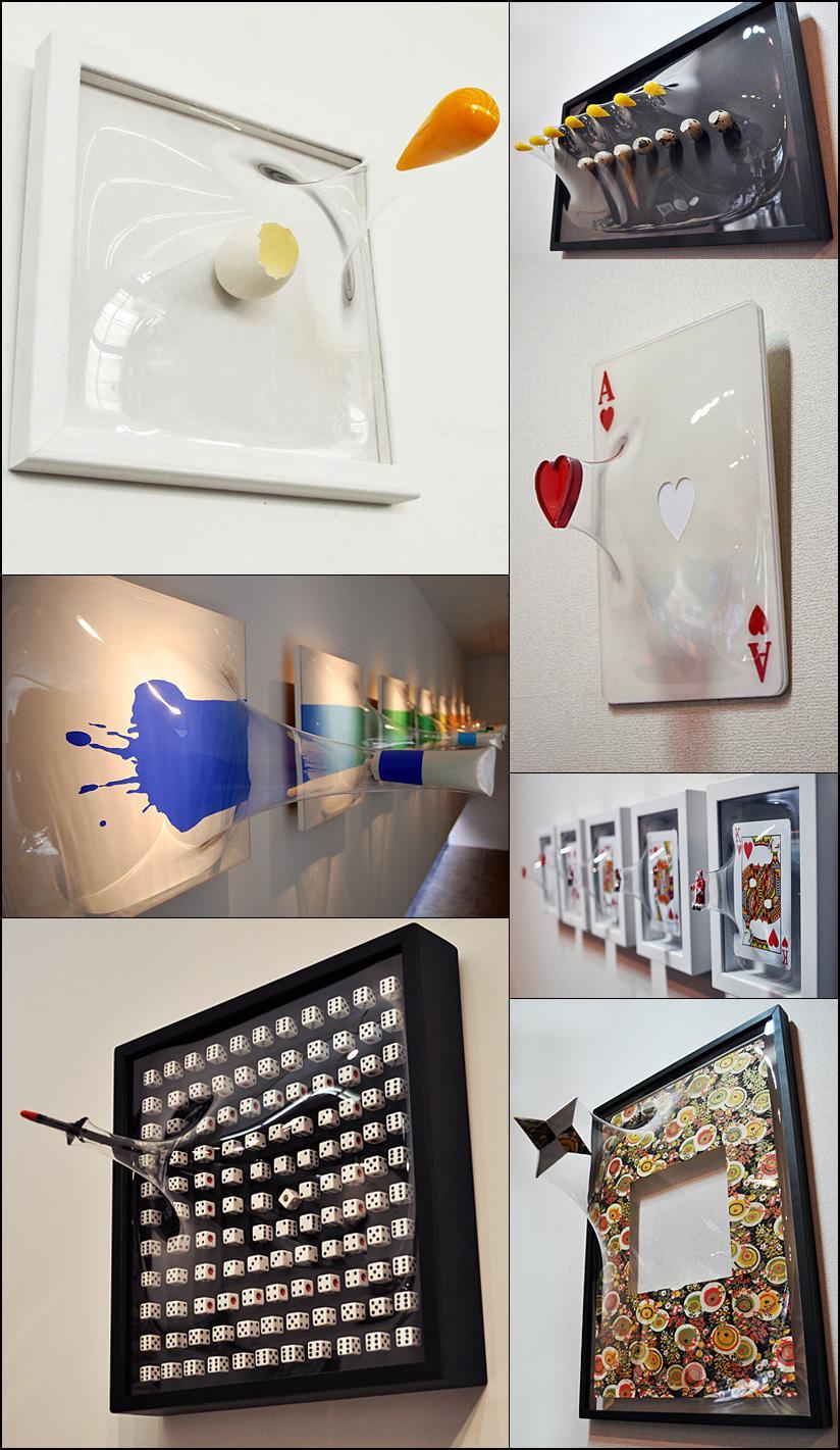 Look in art