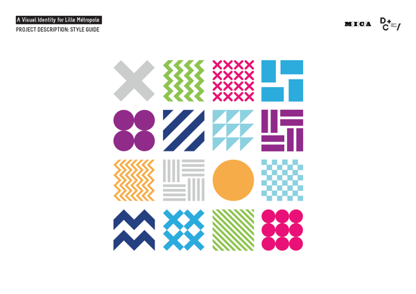 Lille Metropole_A Flexible Visual Identity on