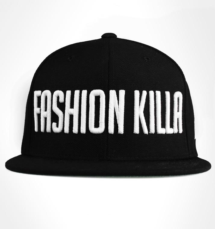Kartel czapka Fashion Killa czarny - Hustla.pl