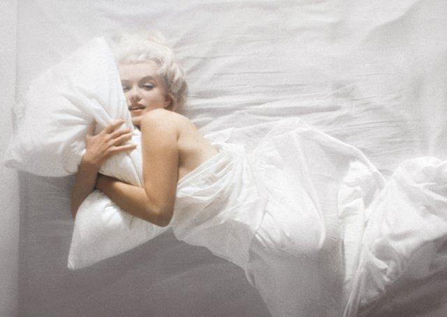 Fancy - Marilyn in the Sheets - My Modern Metropolis