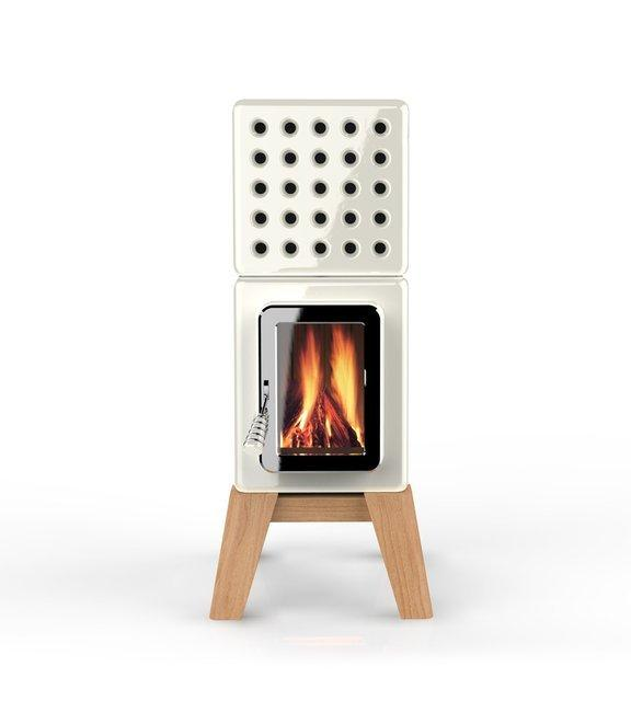 Fancy - Ceramic Stackstove by Adriano