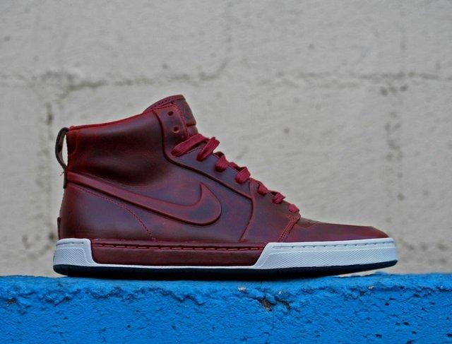 Fancy - Nike Air Royal Mid VT-Team Red 395757-602 at Primitive