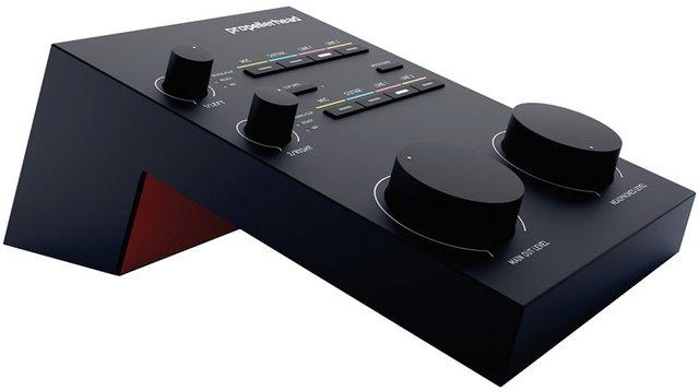 Fancy - no picnic : audio interface balance for propellerhead