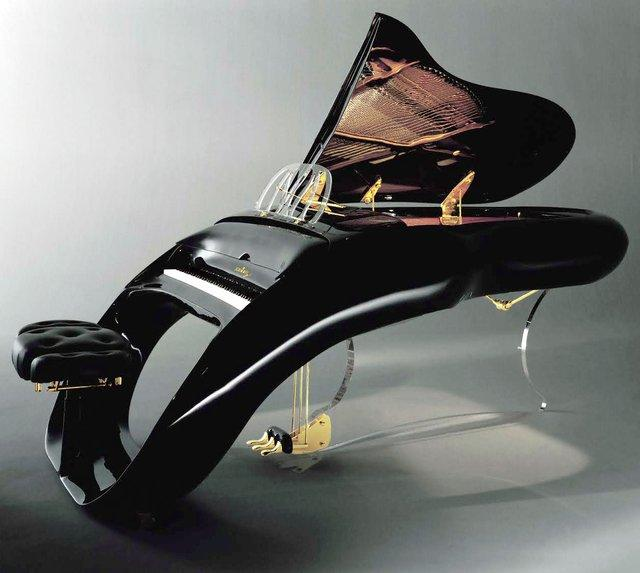 Fancy - Shimmel Pegasus Grand Piano