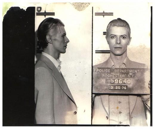 Celebrity Mug Shots | Retronaut