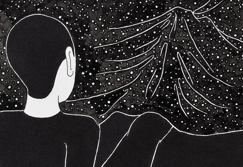 Daehyun Kim - Moonassi drawings