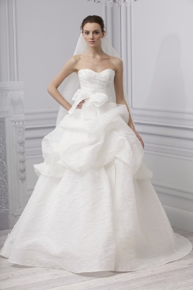 Dove - Wedding Dresses by Monique Lhuillier - Loverly