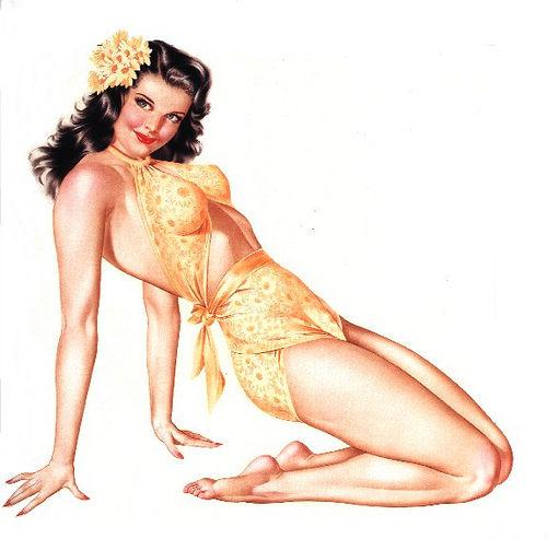 pinup | Flickr - Photo Sharing!