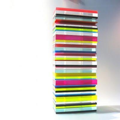 design d'autore: Florence Design Week 2011: collezione LUMINA