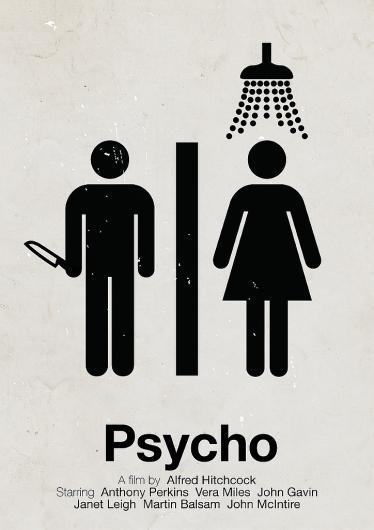 Designspiration — Helvetica Pictogram Movie Posters by Victor Hertz | Love Helvetica