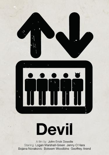 Designspiration — Helvetica Pictogram Movie Posters by Victor Hertz | Love Helvetica