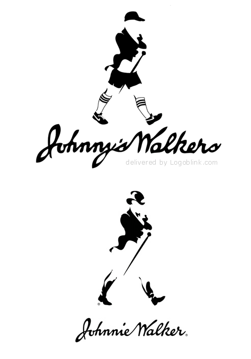 Johny Walker Logo Johnnie Walker Sport Logo