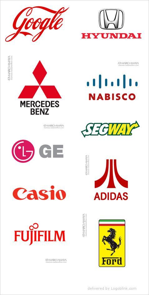 Logo Mashups | Logoblink.com