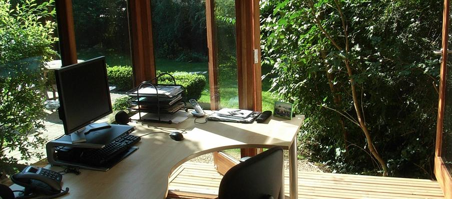 Garden Offices | Outdoor Garden Office Buildings | TG Escapes