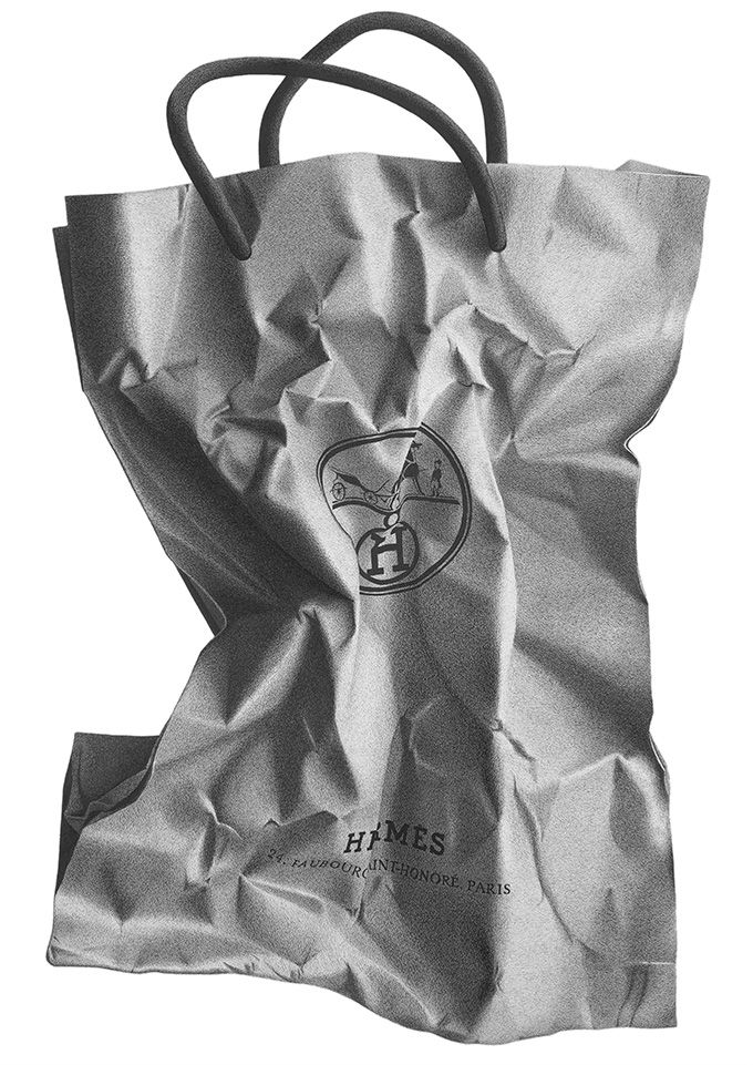 The Cool Hunter - CJ Hendry IT Bag Series - Drawn With A Pen
