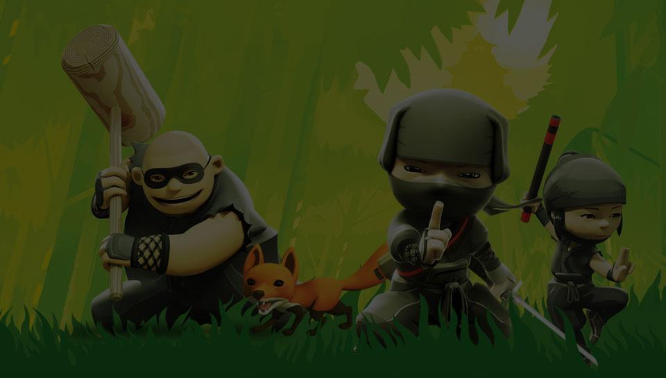 Core®Online BETA Mini Ninjas Preview
