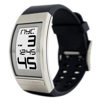 Fab.com | Men's E Ink Digital World Black