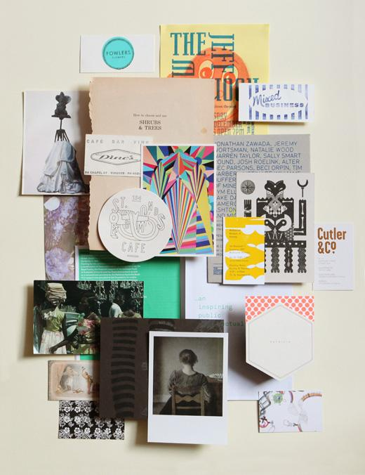 Good Looking Things Next To Each Other with Luci Everett – Printed Matter – The Design Files