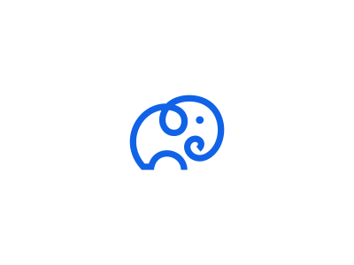 Büromarks - https://dribbble.com/shots/1759854-Elephant?list=fo...