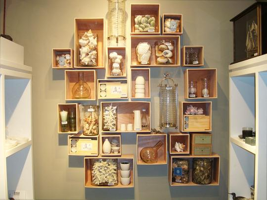 Modern Wall Displays of Collections