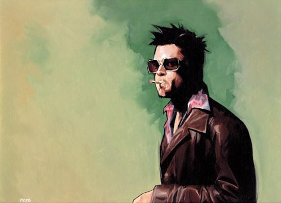 Phil Noto Illustrations | VECTRO AVE | Art & Design Blog |