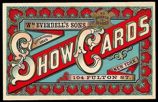 Designspiration — 50 Great Examples Of Vintage Typography | Top Design Magazine - Web Design and Digital Content