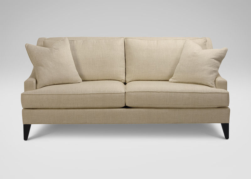 Attractive Emerson Two Cushion Sofas   Ethan Allen US