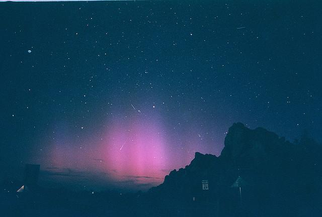 ECHO MOUNTAIN AURORA | Flickr - Photo Sharing!