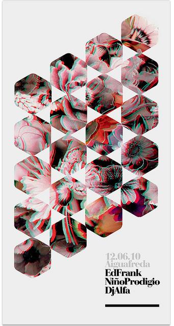 3D poster (3Dglasses) — marindsgn — Designspiration