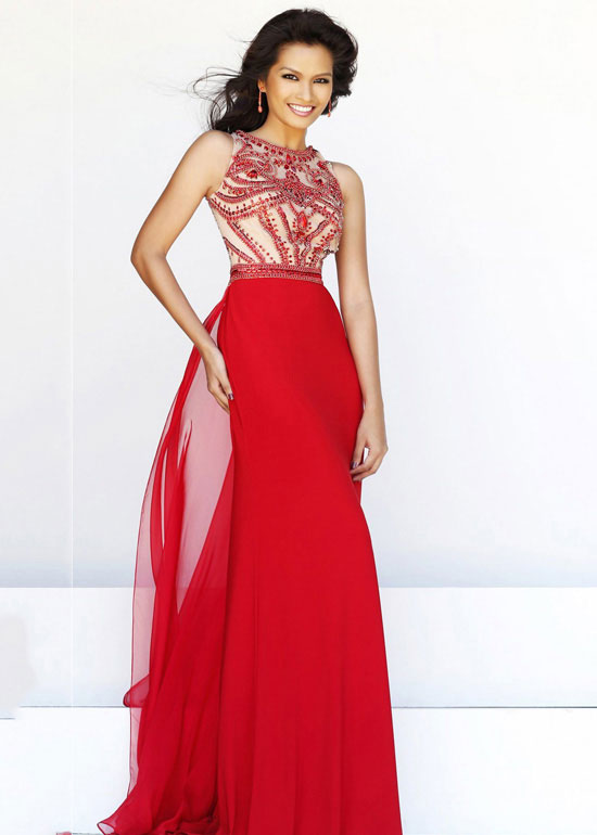229.99 Buy A-line Sweetheart Sleeveless with Prom Dresses 2014 PD2014-28903 Online Cheap Prices
