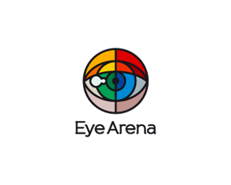 Logo Design: Eyes | Abduzeedo | Graphic Design Inspiration and Photoshop Tutorials