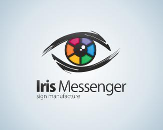 Logo Design: Eyes | Abduzeedo | Graphic Design Inspiration and Photoshop Tutorials