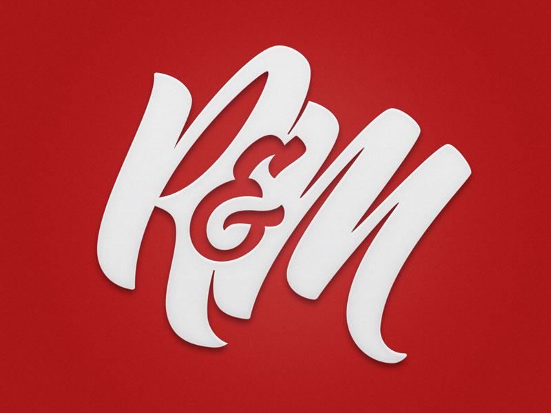 R&M Monogram by Ryan Hamrick