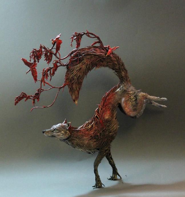 Outstanding Surreal Sculptures by Ellen June | Abduzeedo Design Inspiration