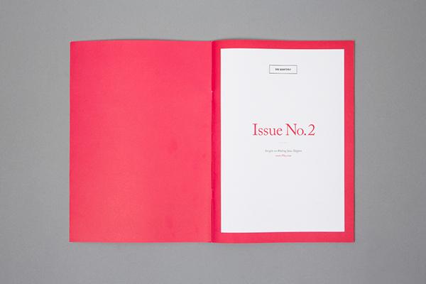 99U Quarterly Magazine :: Issue No.2 on