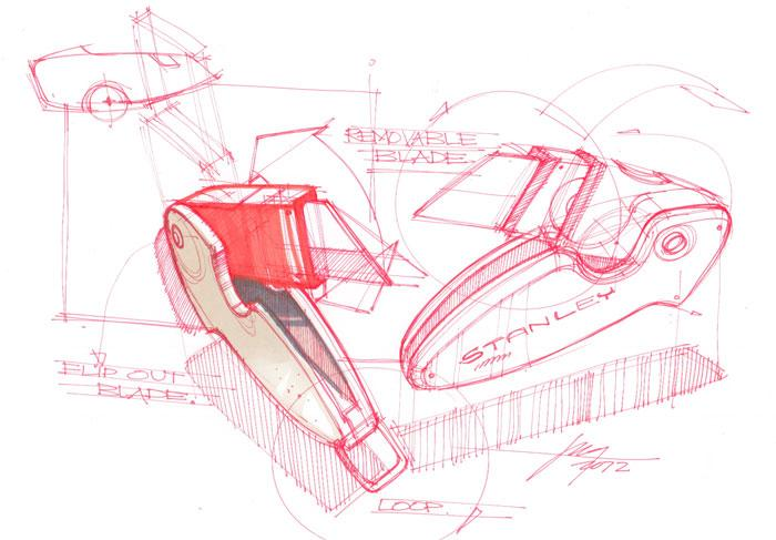 Sketch-A-Day: Daily Sketches from Designer Spencer Nugent - Page 5